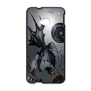 Batman Comic HTC One M7 Cell Phone Case Black yyfabc_144838