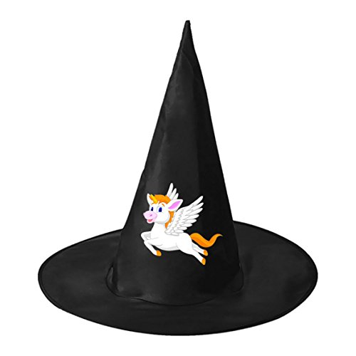 Pregnant Dead Baby Costume (Halloween hat angel unicorn Beauty Dress up Costume Hat Costume Accessory for Halloween)