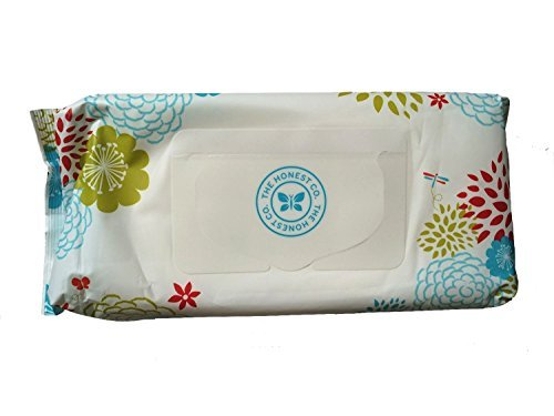 The Honest Company Wipes - 72 Count (One Package) (Honest Company Baby Vitamins compare prices)