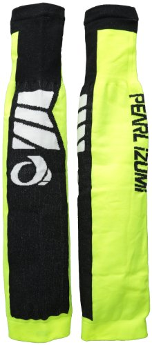 Pearl Izumi Select Thermal Lite Arm Warmer, Screaming Yellow, Large