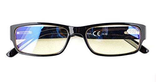 UV Protection,Anti Blue Rays,Reduce Eyestrain,Spring Hinges,Computer Reading Glasses