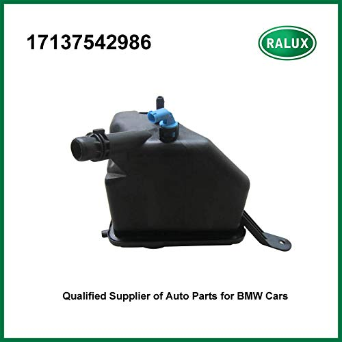 - Cocas 17137542986 car Radiator Expansion Tank for BM W coolant Overflow Container autoengine Cooling System Part aftermarket