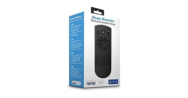 PDP - Mando Simple Media Remote (PS4): Amazon.es: Videojuegos