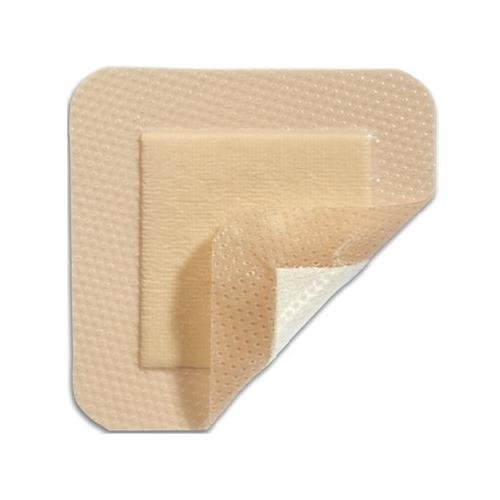 Biatain Adhesive Foam Dressing - Mepilex Border Lite Silicone Foam Dressing 4