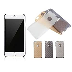 QJM Special Design Grind Arenaceous Ultra Thin Style Hard Back Cover for iPhone 6 Plus(Assorted color) , Golden
