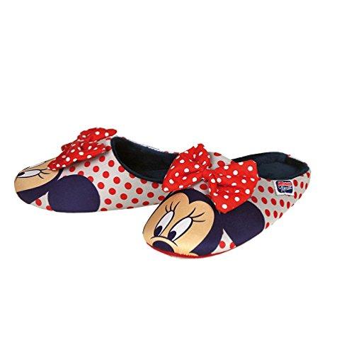 Minnie Mouse Mädchen Hausschuhe Mehrfarbig Mehrfarbig
