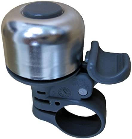 扇工業 SOUND RUNNER リミットベル・アルミ<OH-800A>(シルバー/グレー) YD-4456
