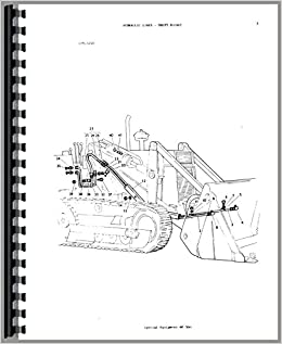 Massey Ferguson 300 Crawler Parts Manual Automotive