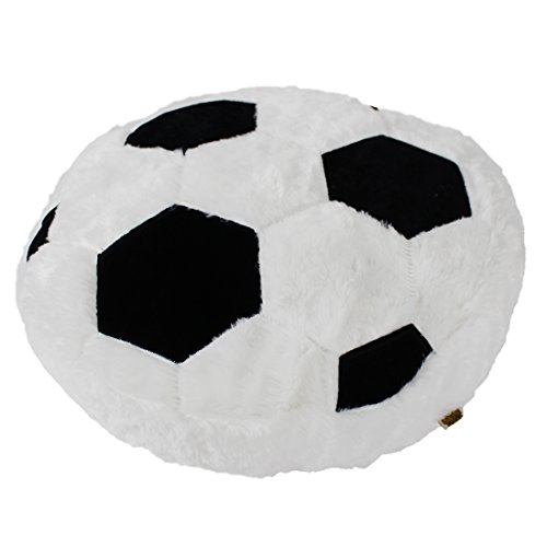 Toys & Hobbies Soccer Ball Pillow Fluffy Stuffed Plush Throw Soft Durable Sports Toy Gift For Kids Room Decoration