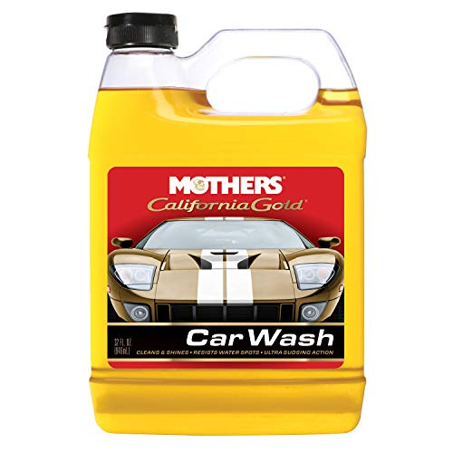 - Mothers 05632 California Gold Car Wash - 32 oz.