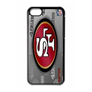 Best Phone case At MengHaiXin Store Team Sports San Francisco 49ers Pattern 255 For Iphone 5c