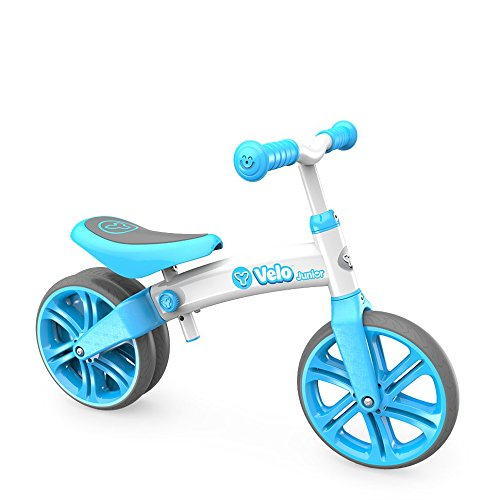 Yvolution Y Velo Junior Blue- Balance Bike Ride On