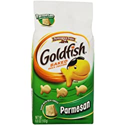 Pepperidge Farm Goldfish, Parmesan Cheese, 6.6-Ounce Package