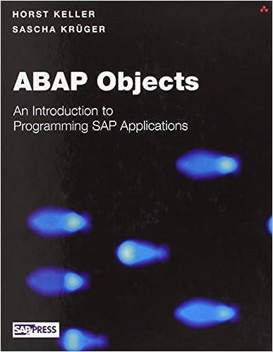 SAP Keller: ABAP Objects_c: Horst Keller, Sascha Kruger