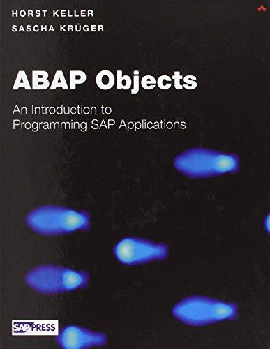 Abap Objects W/Cd