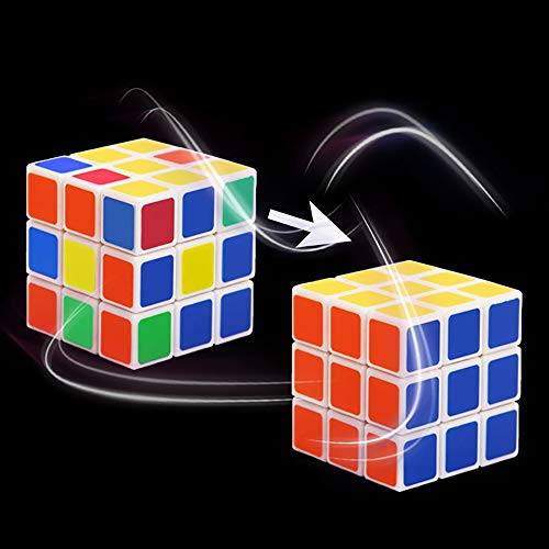 Enjoyer Instant Restore Cube Flash Cube Restore Magic Tricks Stage Illusions Close Up Magic Gimmick Comedy Magia Cube