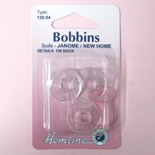 Bobbins for Janome / NEW Home Drop-in Style Top Loading Sewi