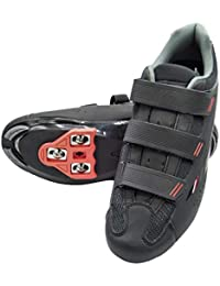 Strada 100 Dual Cleat Compatible Road Touring Cycling Spinning Shoe