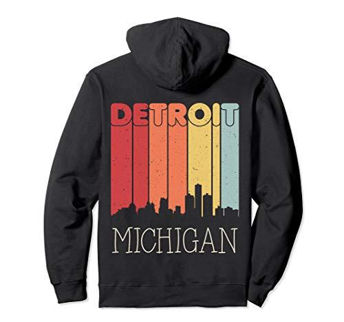 Detroit Michigan Hoodie