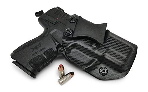 Concealment Express IWB KYDEX Holster: fits Springfield XD-E 3.3