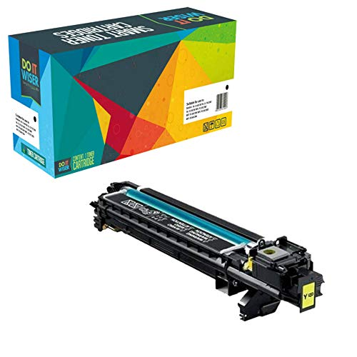 Do it Wiser Compatible Yellow Imaging Drum Unit for Konica Minolta Magicolor 4750 4750DN 4750EN | A0WG08F (30,000 Pages)