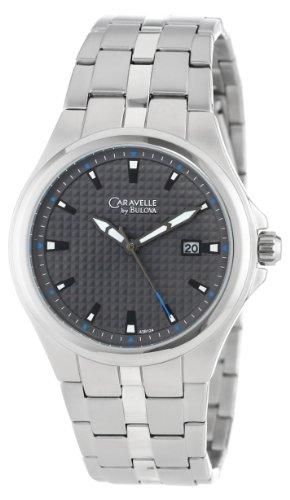 Caravelle by Bulova Men's 43B124 Sporty Bracelet Watch
