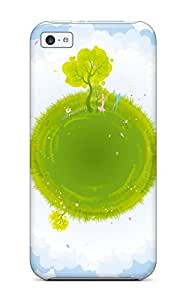 For Iphone 5c Protector Case Vector Phone Cover