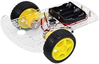 Handy-Replaceable DIY intelligente Roboter-Auto Chassis Kit for Arduinos Zubehör Maschinenteile