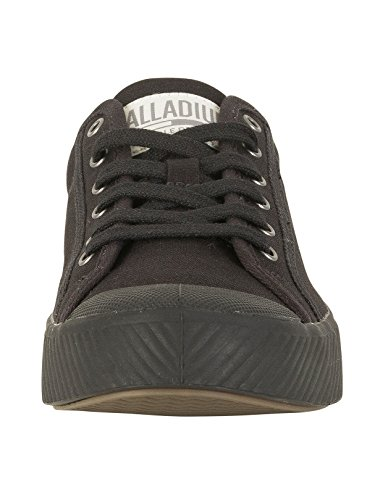 Palladium Damer Palla And Phoenix Lærred Sneaker Sort PWe1d