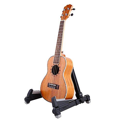 Guitar Stand Upgraded Aluminum Floor Stand Ohuhu Adjustable