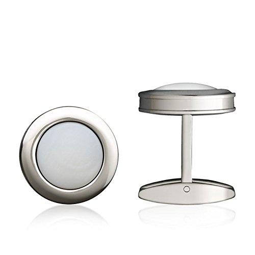 Colibri Stainless Steel Cufflinks (Colibri Jewelry