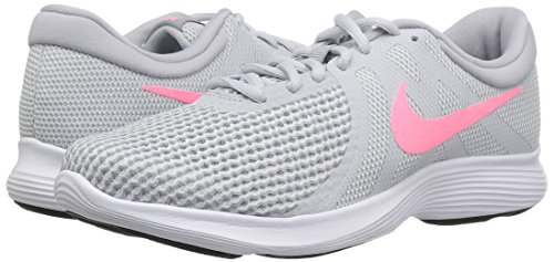 Grey Shoe Revolution 4 Women's Wolf Running Plantinum Nike Sunset wzBTHqn