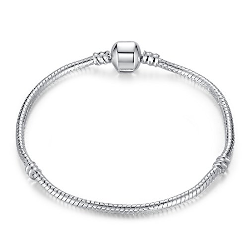Presentski Fashion Silver Plated Bracelet