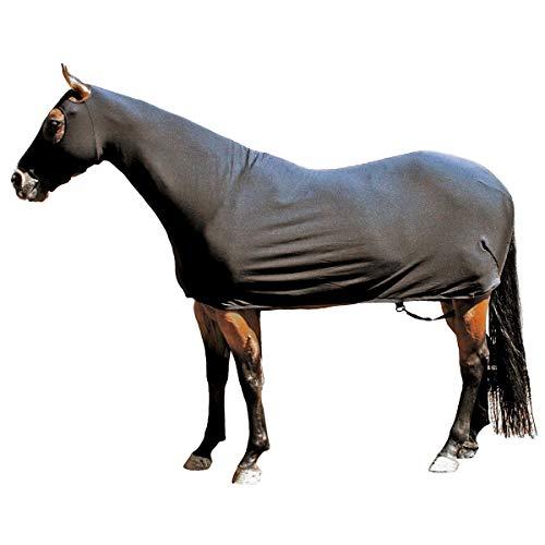 Sleazy Sleepwear For Horses Full Body M Black