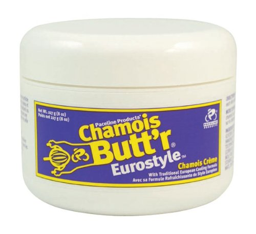 Chamois Butt'r Eurostyle 8 fl.oz by Paceline Products (Image #1)