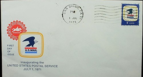 1971 First Day Cover - 7