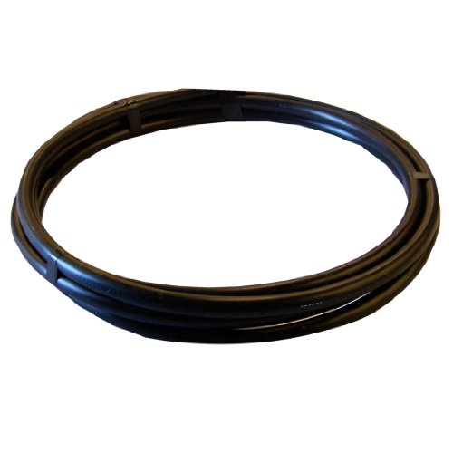 (Genova Products 910103 1-Inch x 25-Foot 100 PSI Poly Cold Water Plumbing/Irrigation Pipe Tubing Roll )