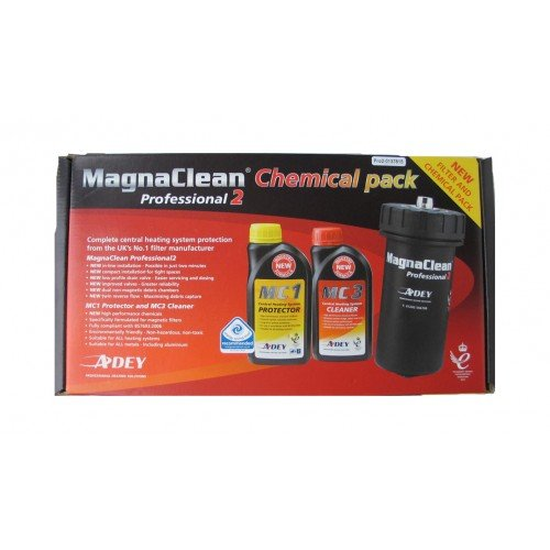Adey CP1-03-00625-01 Magnaclean Professional 2 Chemical Pack