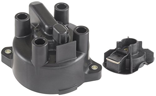 WVE by NTK 3D1127 Distributor Cap and Rotor Kit