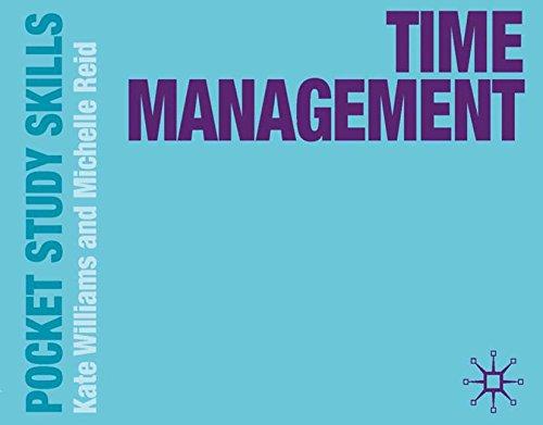 Time Management (Pocket Study Skills)