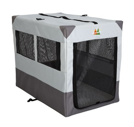 Canine Camper Sportable Gray 42