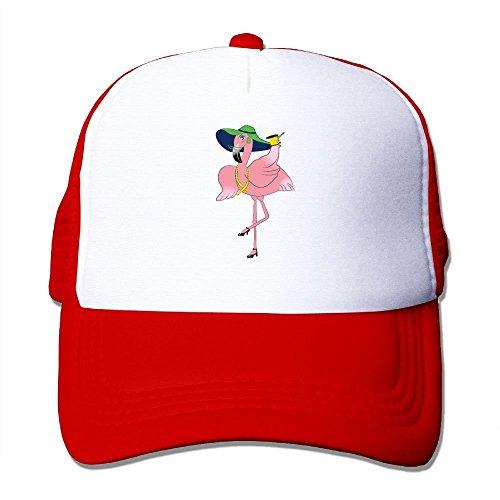 Confirm VT - Gorra de Béisbol - para Hombre Rojo One Color Talla única