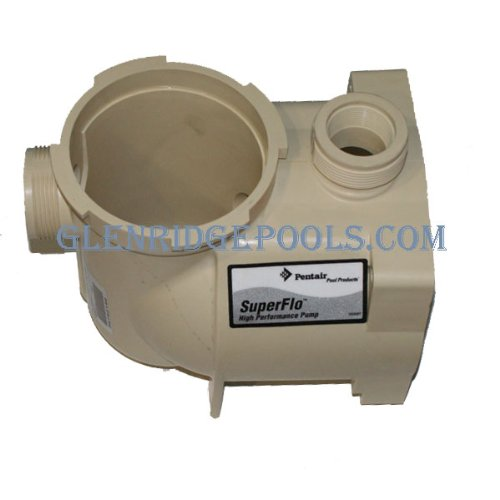 Pentair 350089 Volute Replacement SuperFlo Inground Pool and Spa - Pump Pentair Pool Replacement