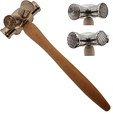 ToolUSA 6-in-1 10 Inch Multi-Head Hammer With Different Shapes: PH-19704