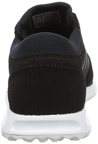 adidas los Angeles, Botines Unisex Niños Negro (Core Black/core Black/ftwr White)