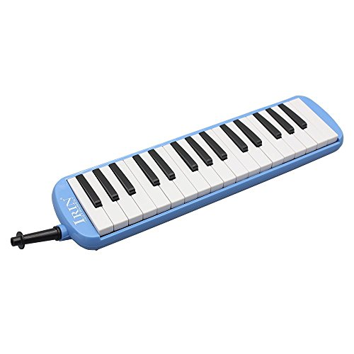 ammoon 32 Piano Keys Melodica Musical Instrument for Music Lovers Beginners Gift with Carrying Bag - Image 1