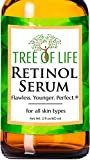 Retinol Serum for Face and Skin, DOUBLE SIZE