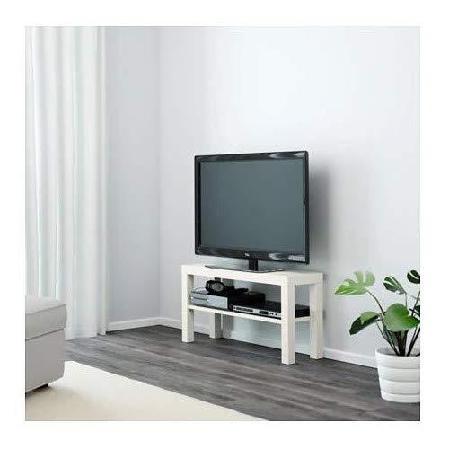 Ikea Lack Tv Bank In Weiß 90x26cm Amazonde Küche Haushalt