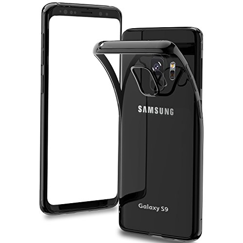 TOZO for Samsung Galaxy S9 Case, Clear Soft TPU...