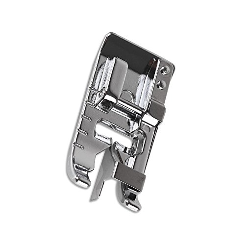 Stitch in The Ditch Foot Edge Joining Sewing Machine Presser Foot Fits Most Low Shank Sewing Machine Simplicity, Singer, Brother,Janome, Kenmore for Joining Fabrics by Windman
